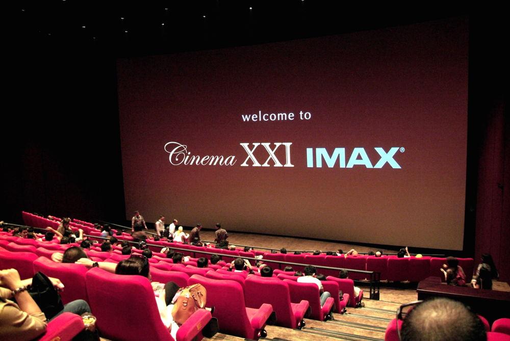 Isi Liburan Dengan Nonton Bioskop XXI di studio IMAX? Gak Akan Bosan!