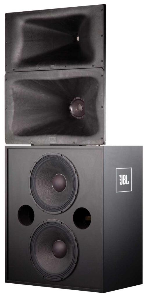 JBL Three-Way Speaker